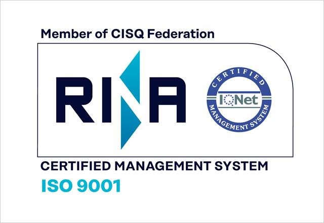 Certificazione ISO 90001:2015